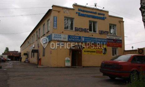 Аренда офисов в петродворцовом Аренда офиса 10кв Крылатские Холмы улица